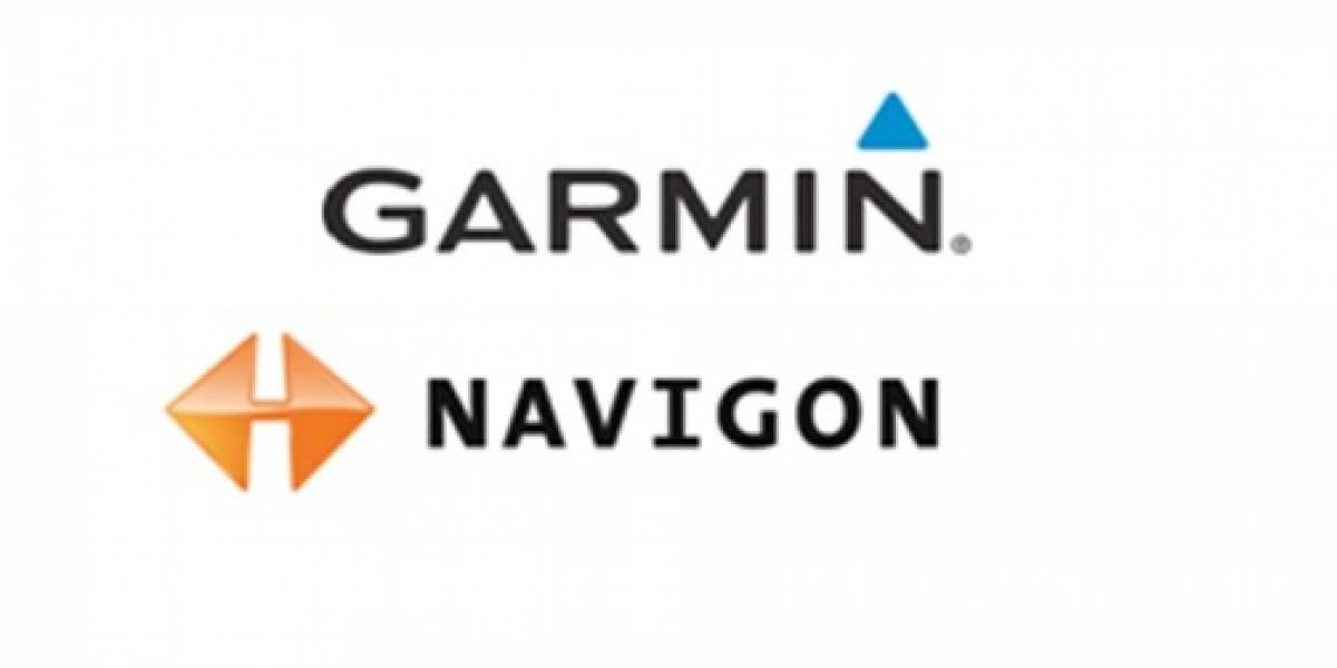 Mercado GPS: Garmin adquiere a Navigon