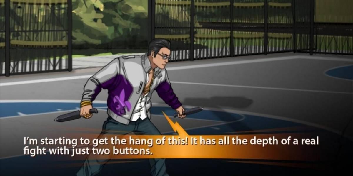Divekick se estrena en PS4 y Xbox One