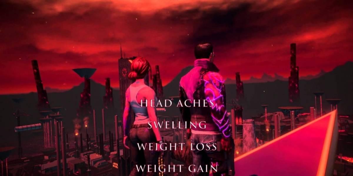 Tráiler de lanzamiento para Gat Out of Hell, la nueva expansión de Saints Row IV