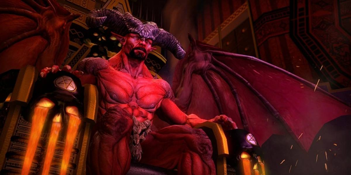 Saints Row: Gat Out of Hell [NB Labs]