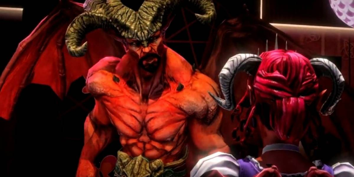 Satanás y su hija cantan en el nuevo tráiler musical de Saints Row: Gat Out of Hell