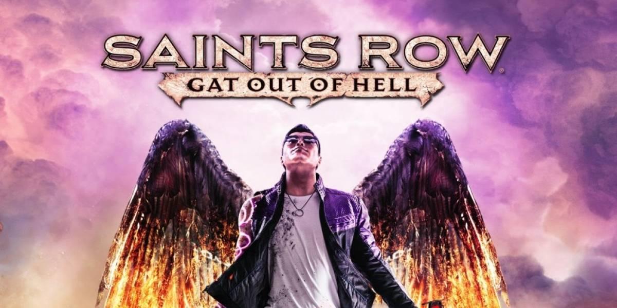 5 minutos con lo nuevo de Johnny Gat en Saints Row: Gat Out of Hell