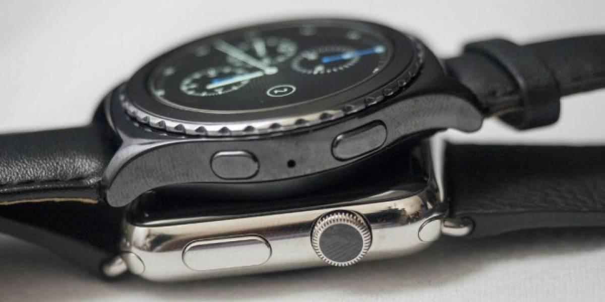Samsung confirma que no utilizará más Android Wear