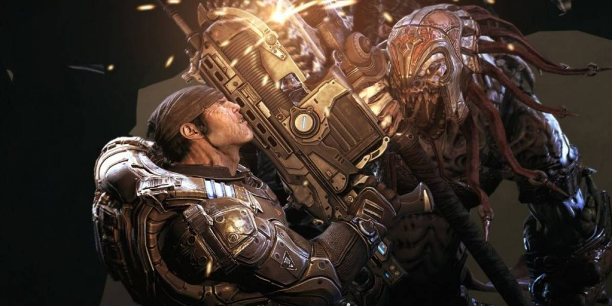 Gears of War Collection se presentaría en el E3 2015