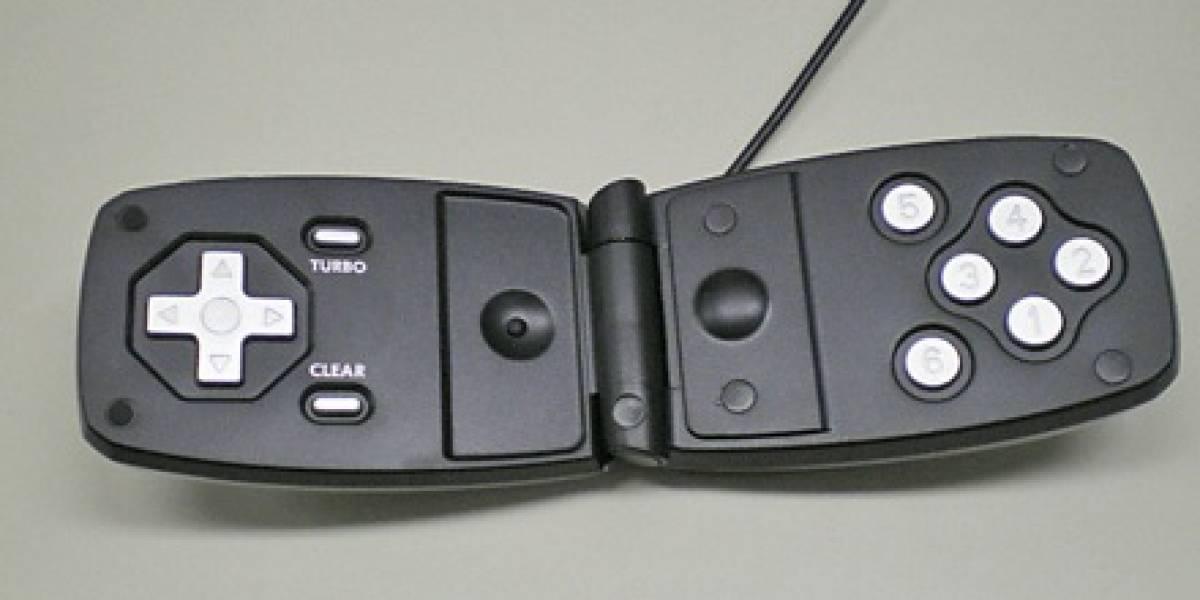 Mouse + Gamepad = Genius Navigator 365