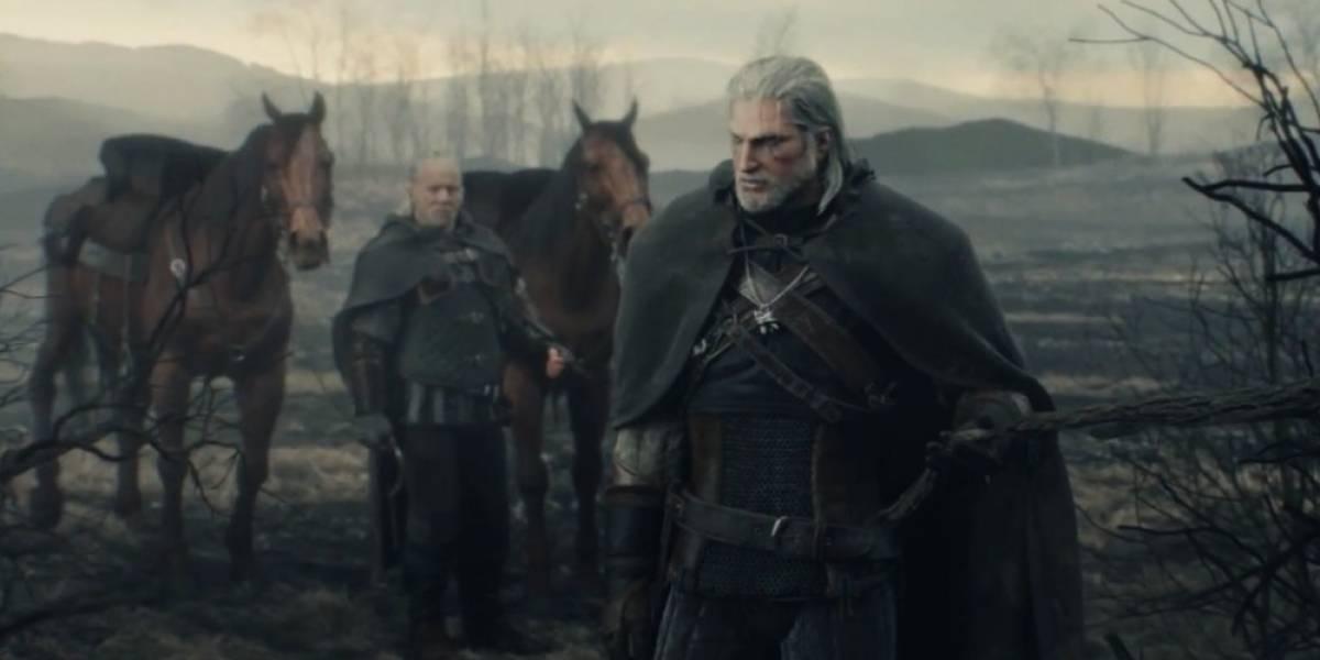 Esta es la cinemática de inicio de The Witcher 3: Wild Hunt