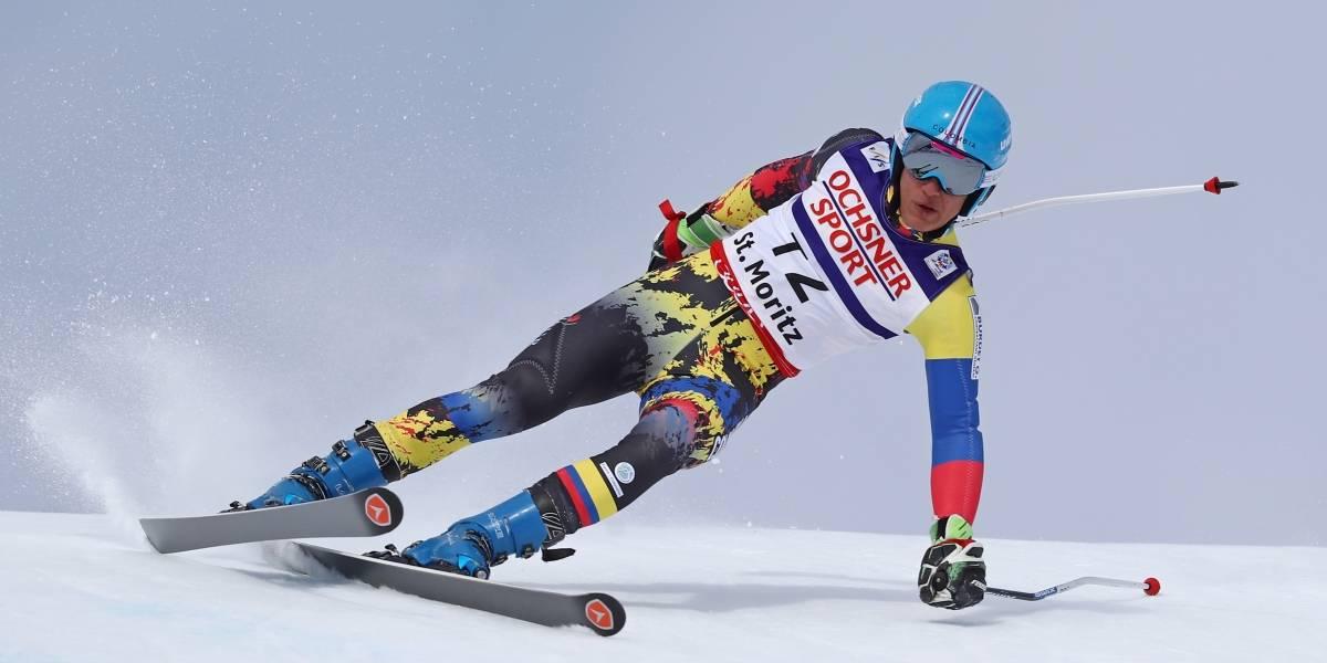 Conozca a los cuatro colombianos en los Juegos Olímpicos de Invierno