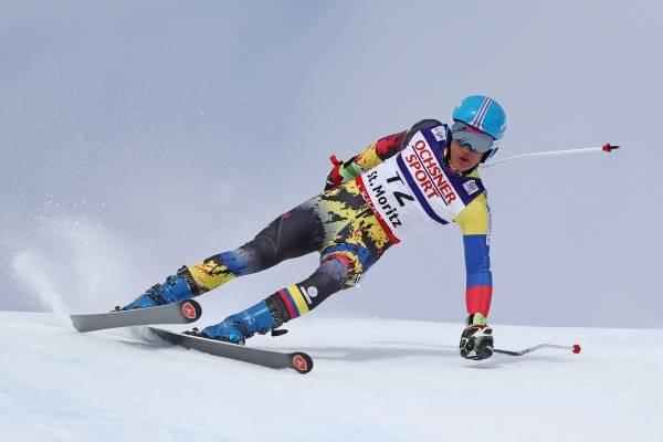 Colombianos en los Juegos Olímpicos de Invierno