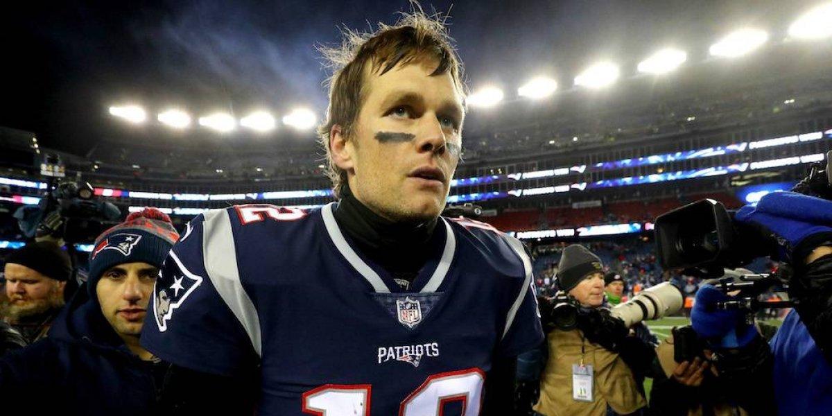 Tom Brady le cuelga a conductor de radio tras insultos a su hija