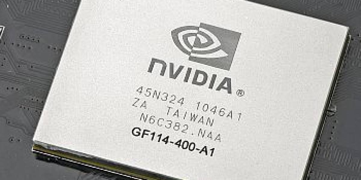 Nvidia prepara nuevo GPU: Geforce GTX 560