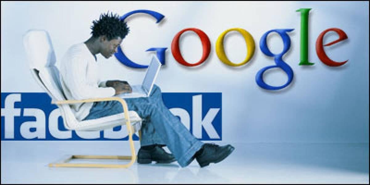 Google y Facebook registran cifras récord el último mes