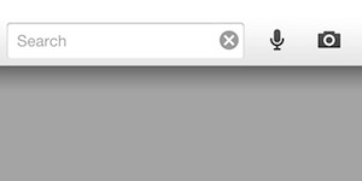 Google Search para iPhone, nuevo nombre y nuevo look