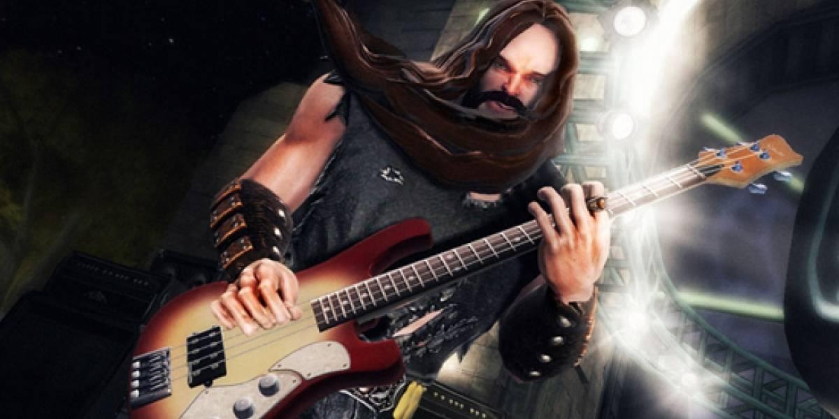 Guitar Hero 5 tendrá nuevas características, nuevo look y nuevas bandas