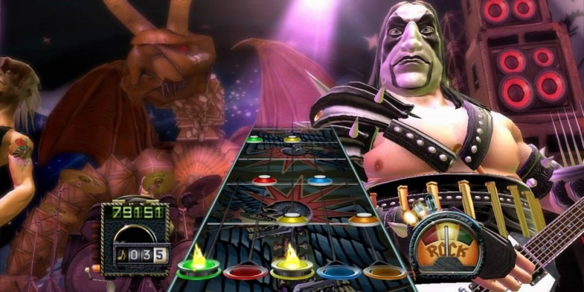 Guitar Hero también podría regresar este año