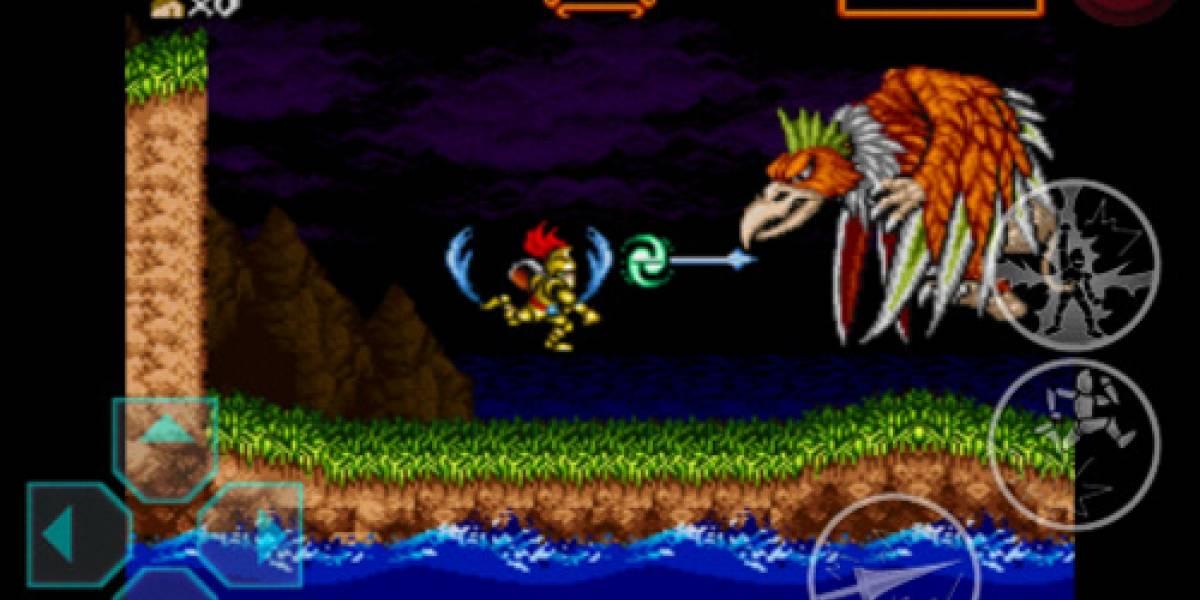 El conocido juego Super Ghouls'n Ghosts llega a Capcom Arcade