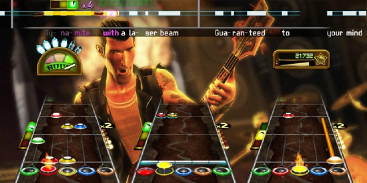 Activision da a conocer más canciones para Guitar Hero: Smash Hits