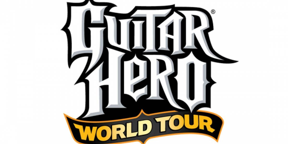 Guitar Hero: World Tour llegará en Junio a PC y Mac