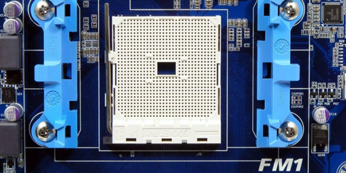 AMD A8-3850, Llano para escritorio
