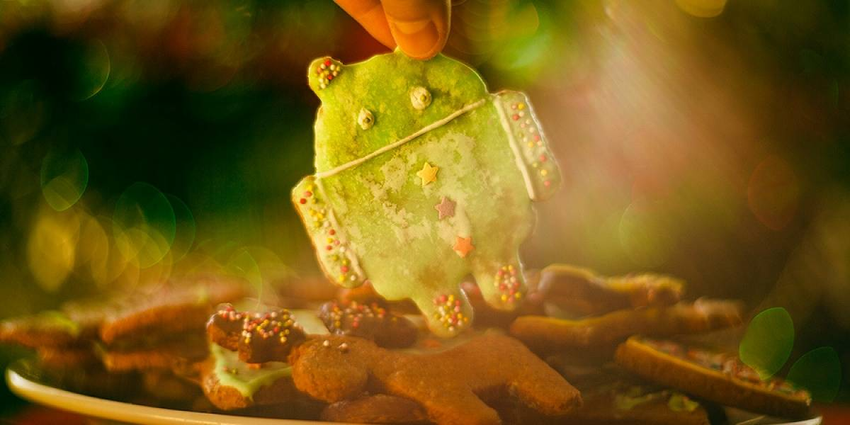 Gingerbread ya corre en el 58% de los dispositivos Android