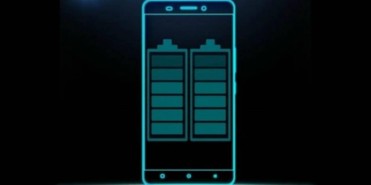 Gionee M5 tendrá dos baterías para hasta 4 días de carga