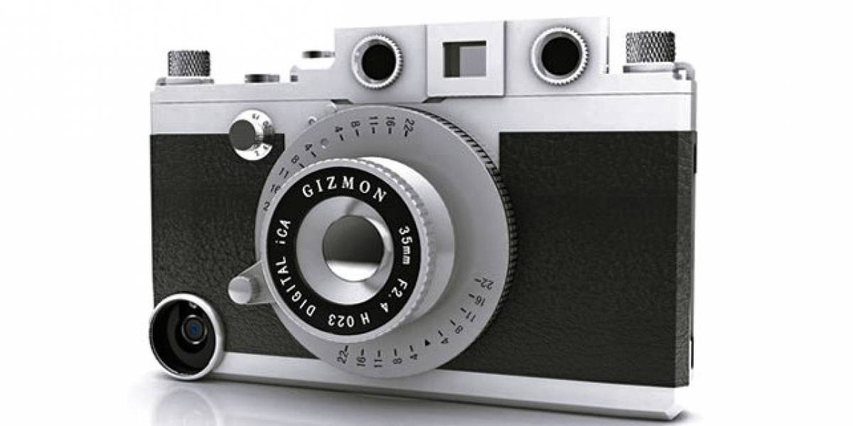 iCA convierte tu iPhone en una cámara de fotos de aspecto retro