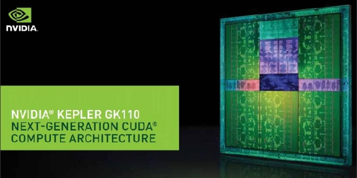 """Más detalles del cGPU NVIDIA Tesla K20 """"GK110"""""""