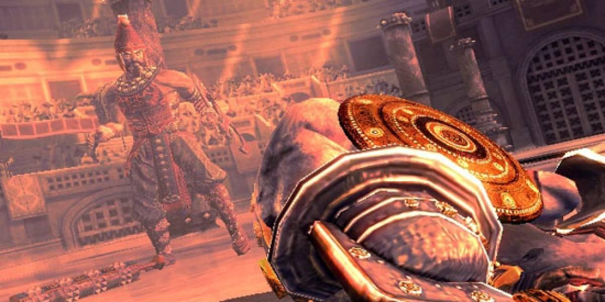 Imágenes e info de Gladiator A.D., lo nuevo de High Voltage Software.