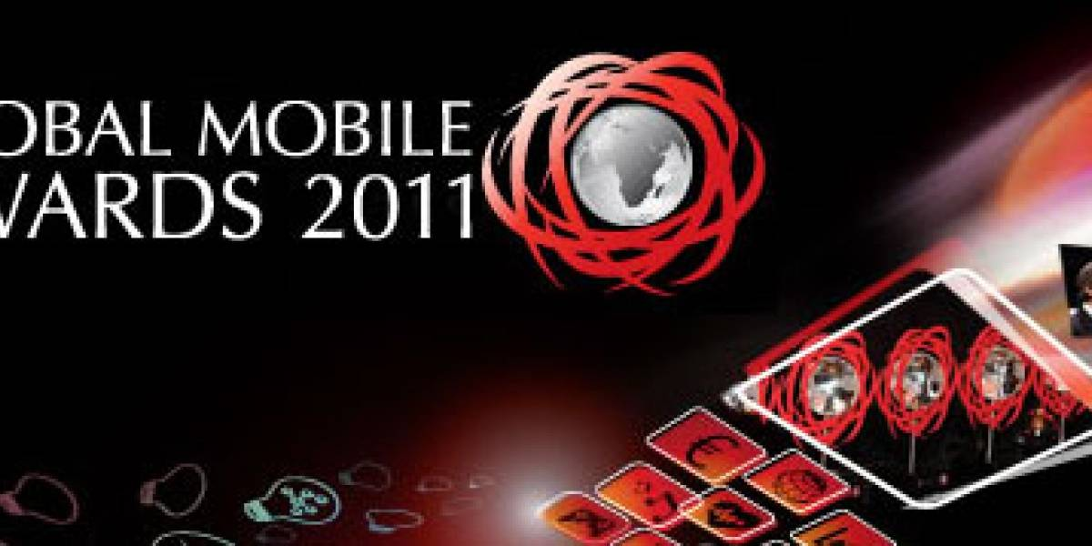Y los ganadores de los Global Mobile Awards 2011 son...
