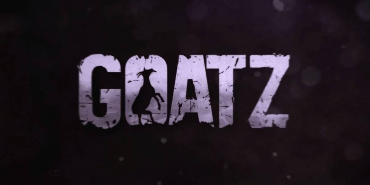 GoatZ, el nuevo DLC zombie de Goat Simulator [VIDEO]