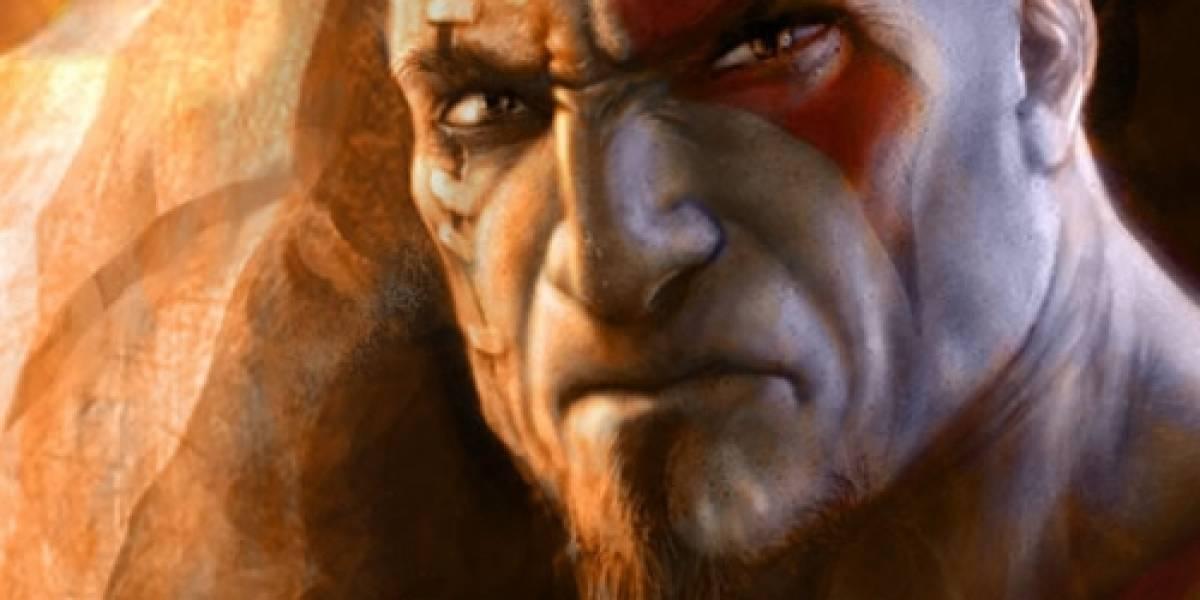 God of War II para la PSP