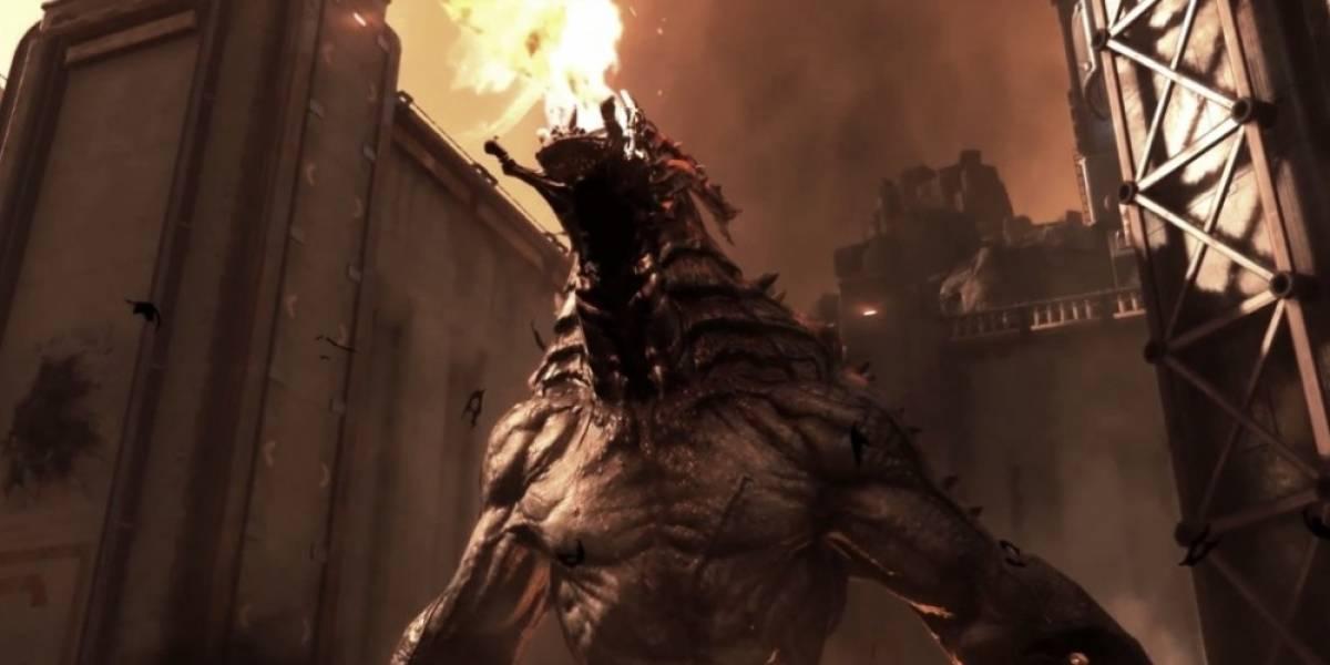 El Goliath Salvaje en el nuevo tráiler de Evolve