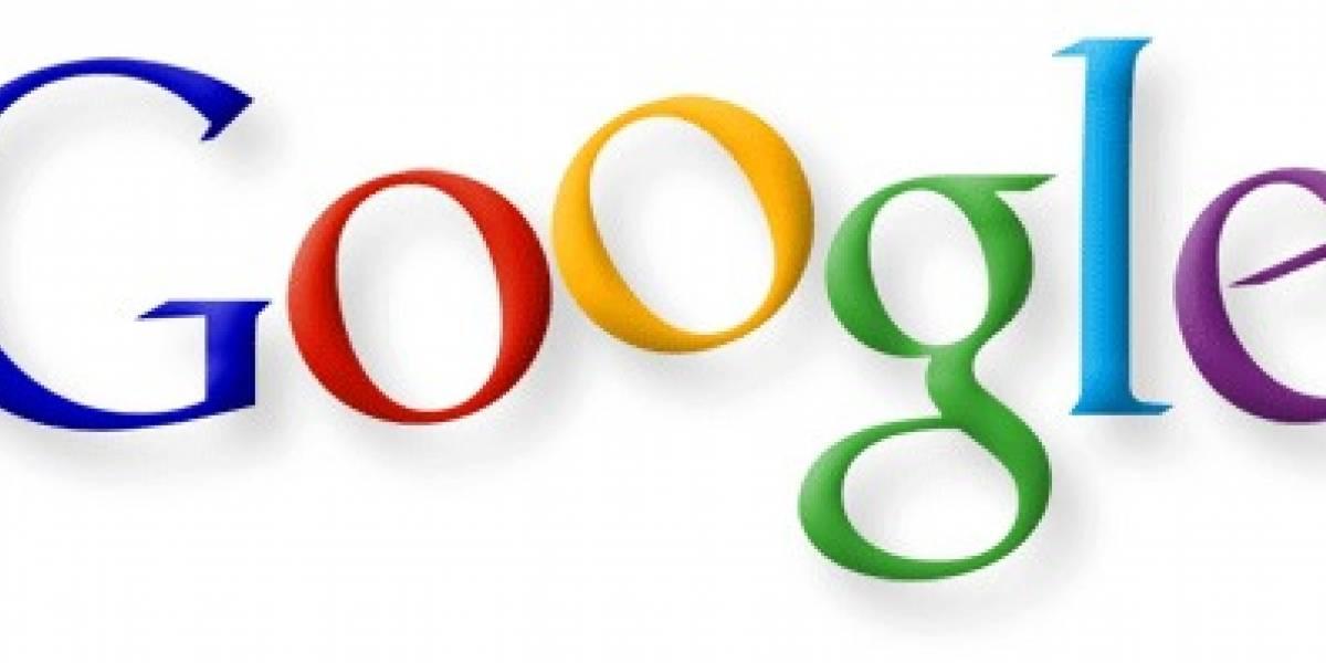 La evolución del logo de Google
