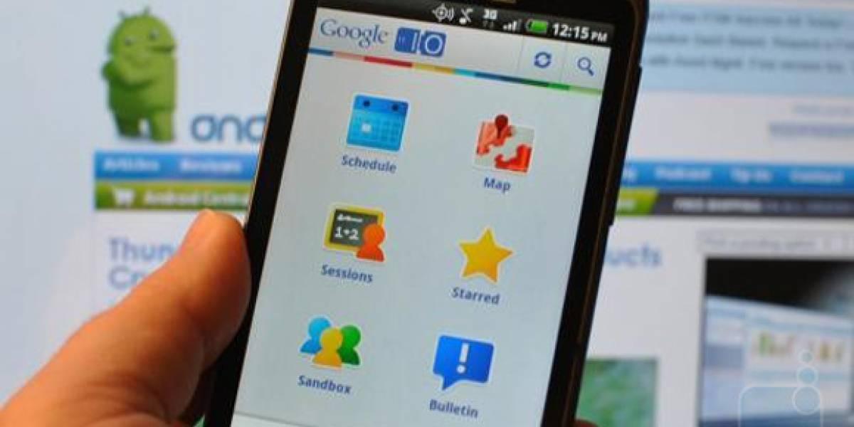 Ya está disponible la Aplicación Oficial del Google I/O