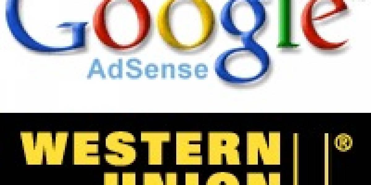 AdSense de Google empieza a pagar por Western Union en Argentina, Chile, Colombia y Perú