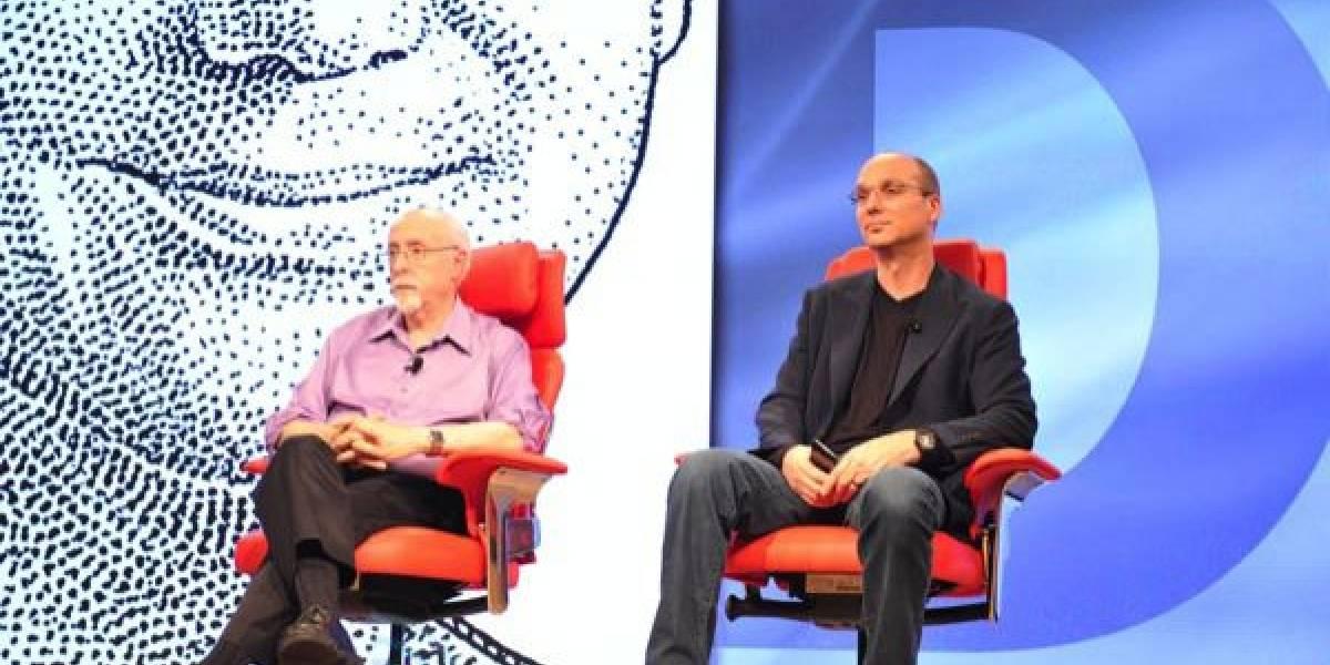 """Andy Rubin durante la AsiaD: """"Hay 6 millones de tabletas con Android"""""""