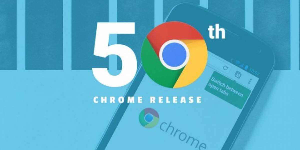Mil millones de usuarios ya usan Chrome desde iOS y Android