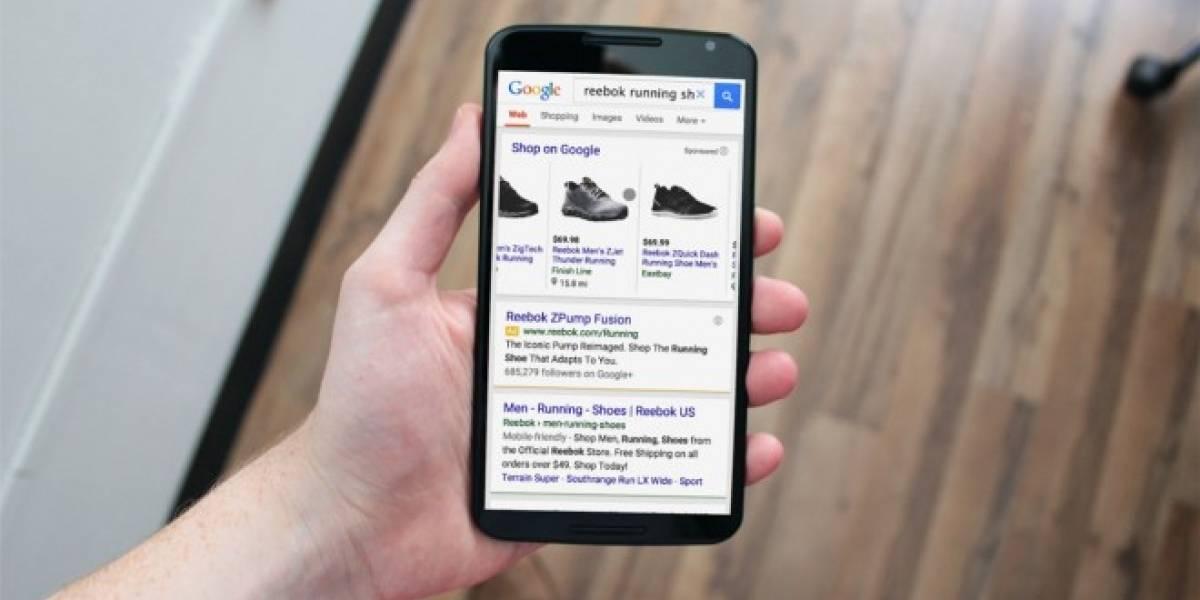 Google revela nuevas funciones para comprar en línea