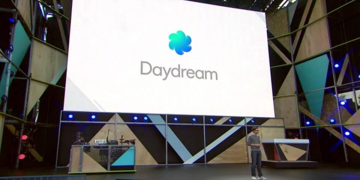 Daydream, la nueva plataforma de Realidad Virtual de Google #io16