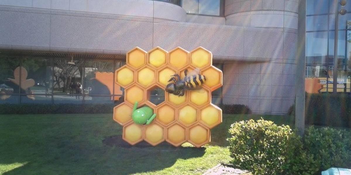 Llega Android Honeycomb para quedarse en Googleplex