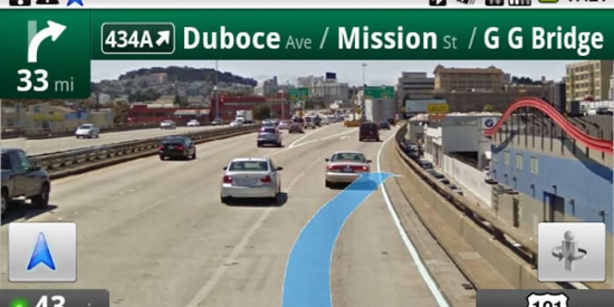 Brut Maps: Habilita Google Navigation