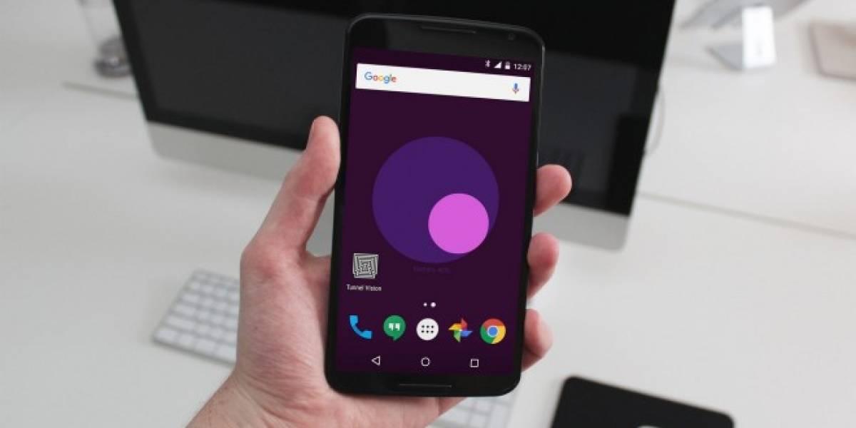 Google Meter es un fondo de pantalla que muestra información relevante de tu Android