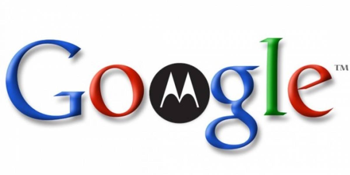 Google obtendría la aprobación necesaria para concretar compra de Motorola Mobility