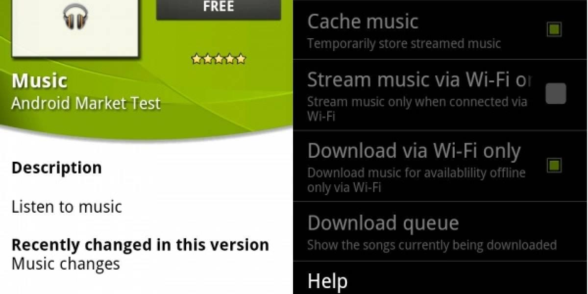 Lanzamiento de Google Music Beta ya es inminente