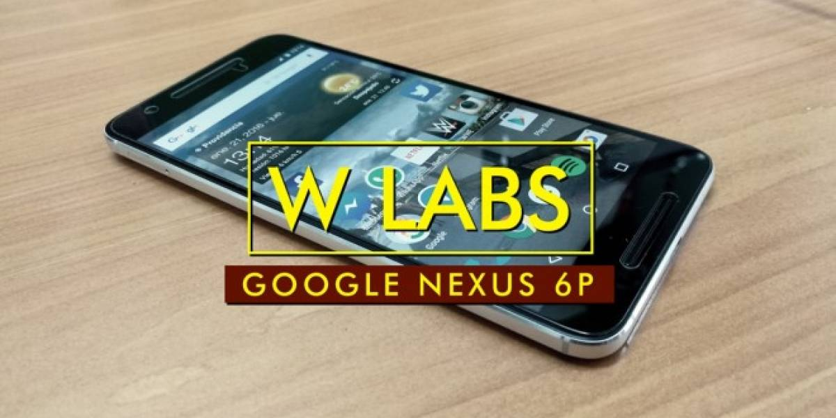 Review Google Nexus 6P [W Labs]