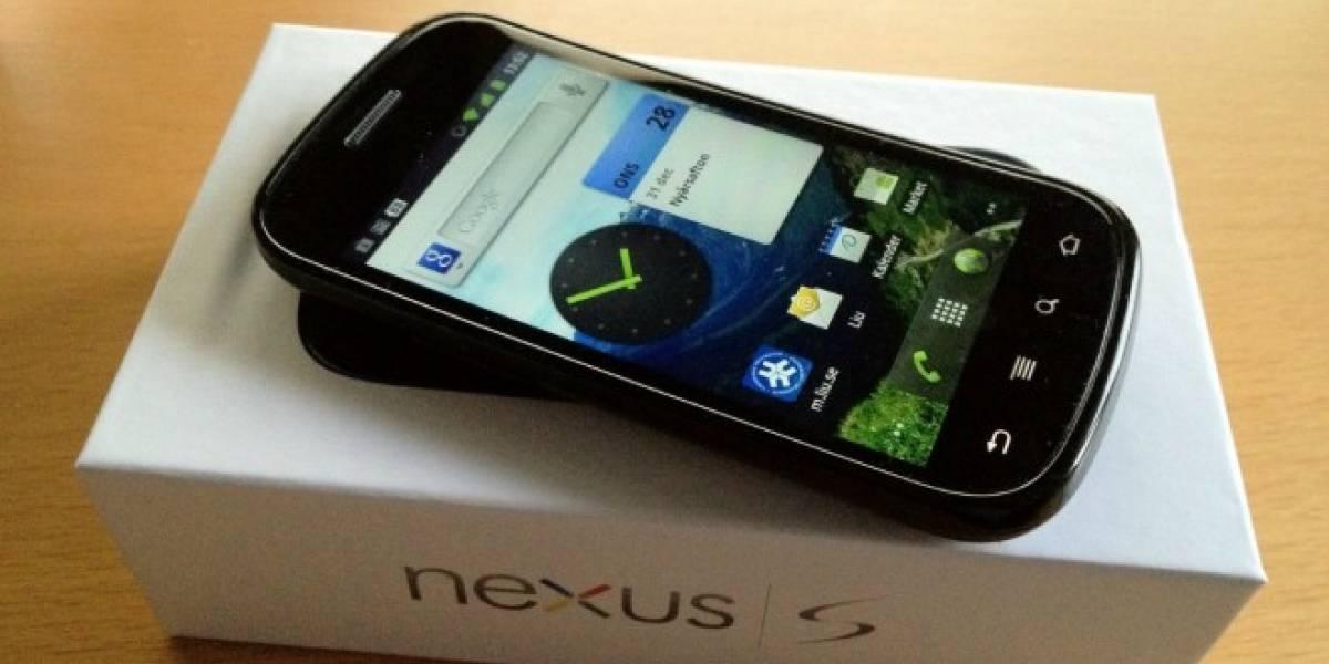 Hasta el Google Nexus S puede correr Android 6.0 Marshmallow