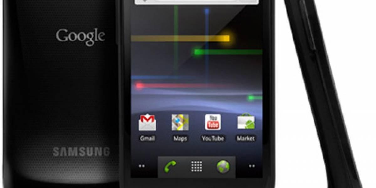 Google Nexus S fue overclockeado a 1,2GHz