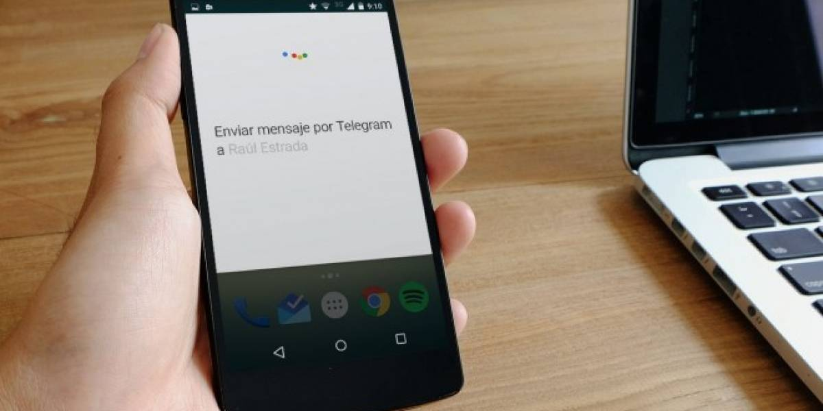Google Now en español ya permite enviar mensajes a WhatsApp y Telegram