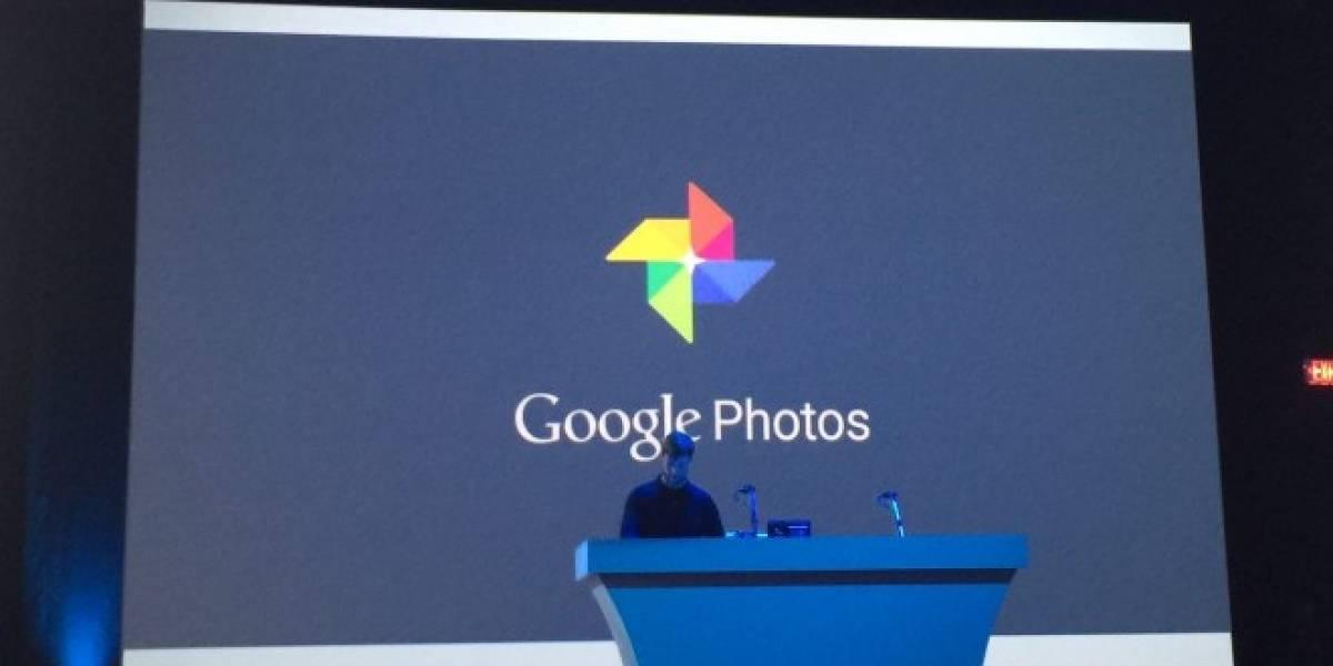 Imágenes de Google Photos se siguen respaldando en línea aún sin la aplicación instalada