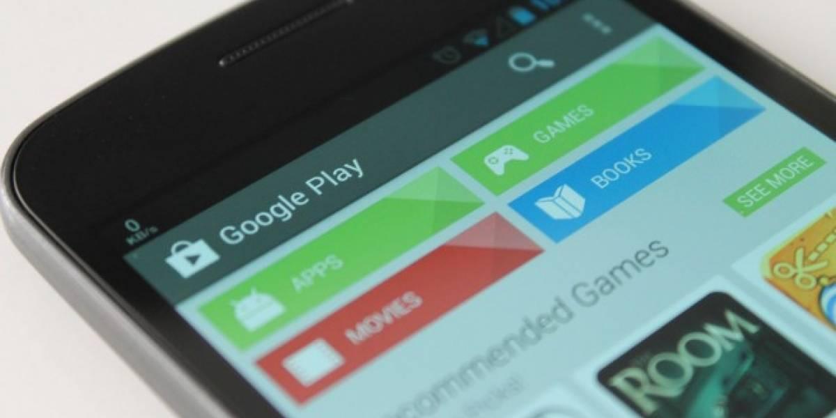 Aplicaciones de Google Play reciben nuevos y coloridos logotipos