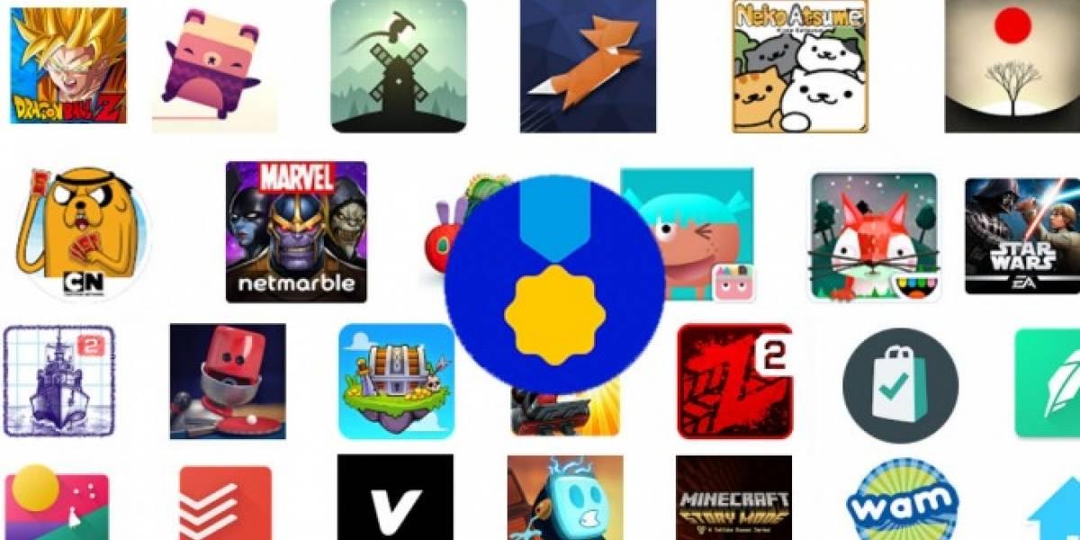 Google premiará a las mejores aplicaciones y juegos durante Google I/O